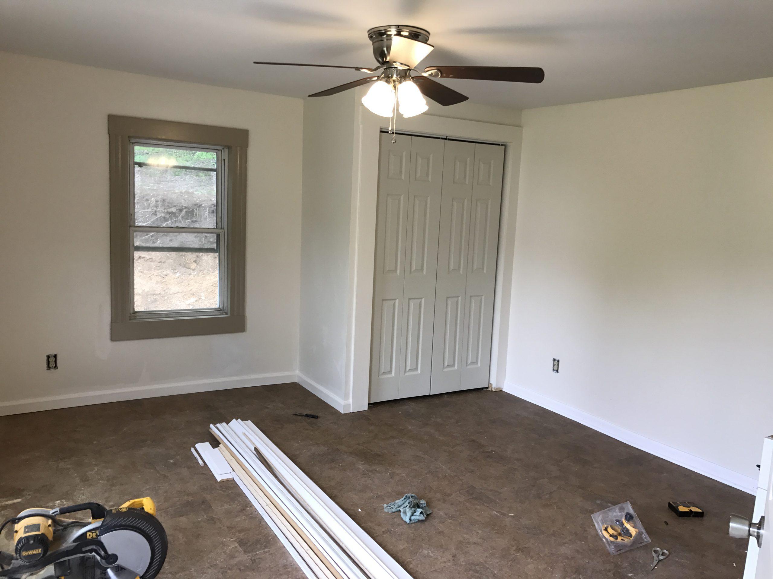 444 White Ave. Bedroom